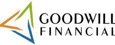 Goodwill financial logo