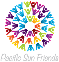 pacific sun friends logo