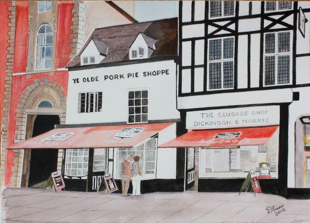 4d9e72dcd74f2 Ye Olde Pork Pie Shoppe, Melton Mowbray - https://www.porkpie.co.uk/