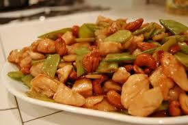 Cashew chicken, the finest Chinese buffet dish in West Plains, MO