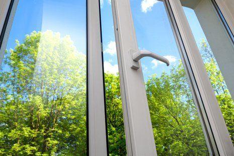serramenti per finestra in PVC