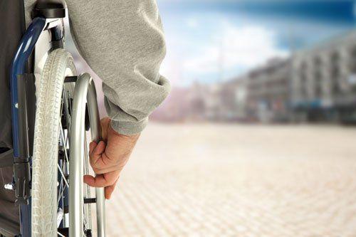 Trasporto disabili presso Novoli, in provincia di Lecce.