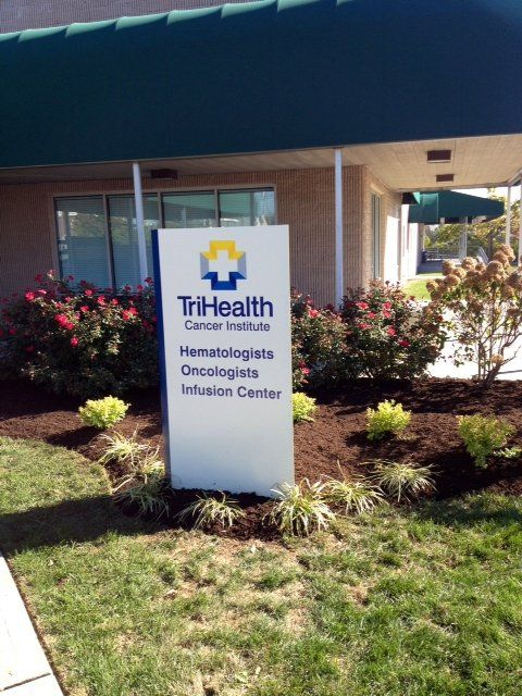 Landscaping project for TriHealth Cancer Institute