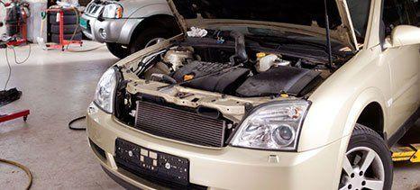 car engine repair