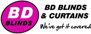 BD Blinds logo