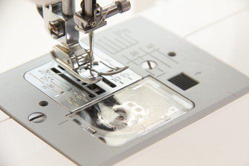 primo piano macchina da cucire