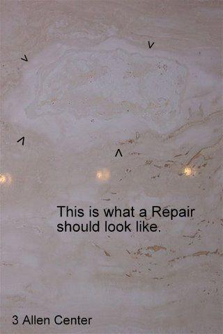 Marble Restoration & Repair Sugar Land TX