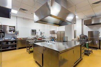 Commercial Kitchen Equipment Installation - Grovetown, GA - Norvell ...