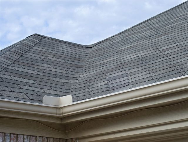 shingled roofing system in Milledgeville, GA