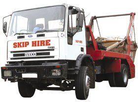 Skips for hire - West Cornwall, Cornwall - City of Truro Skip Hire - Skip Hire