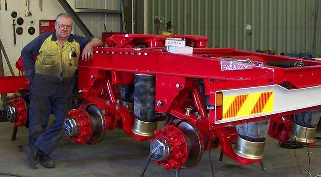 bus and truck engine repairs suspension victoria