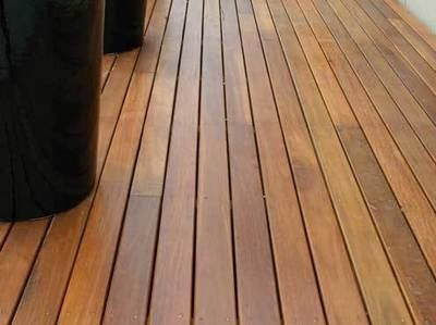 Timber Decking Installed In Northern Beaches