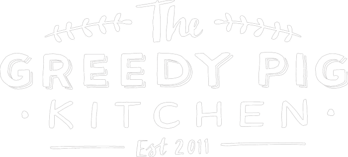 The Greedy Pig logo