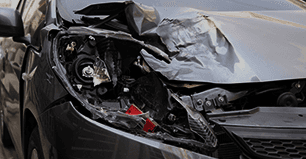 Repair of accident vehicles