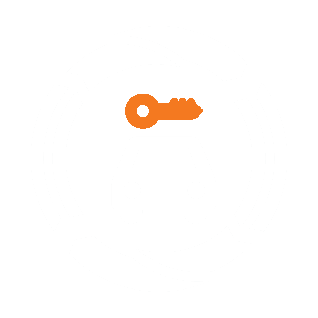 icona auto e chiave