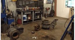 riparazione pompe idrauliche