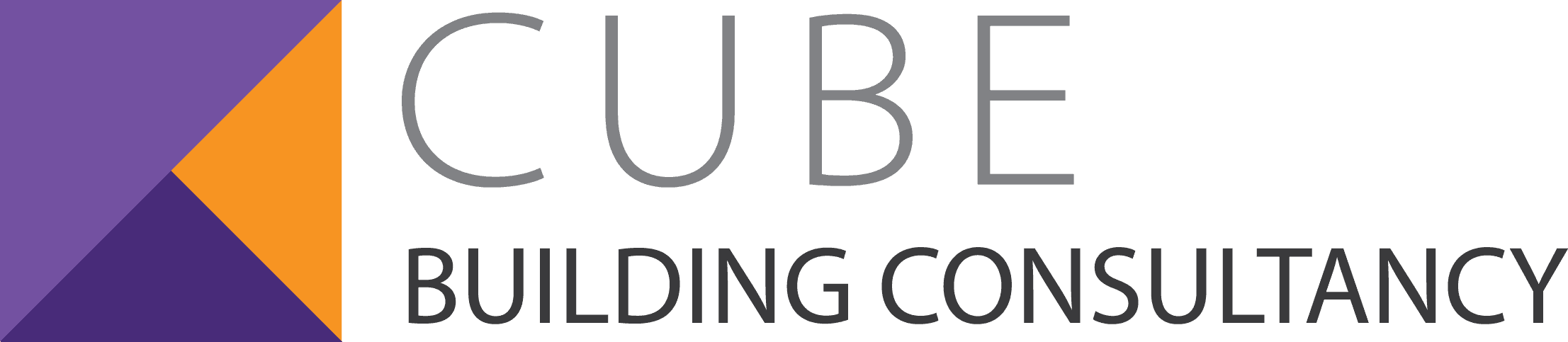 CUBE building services logo