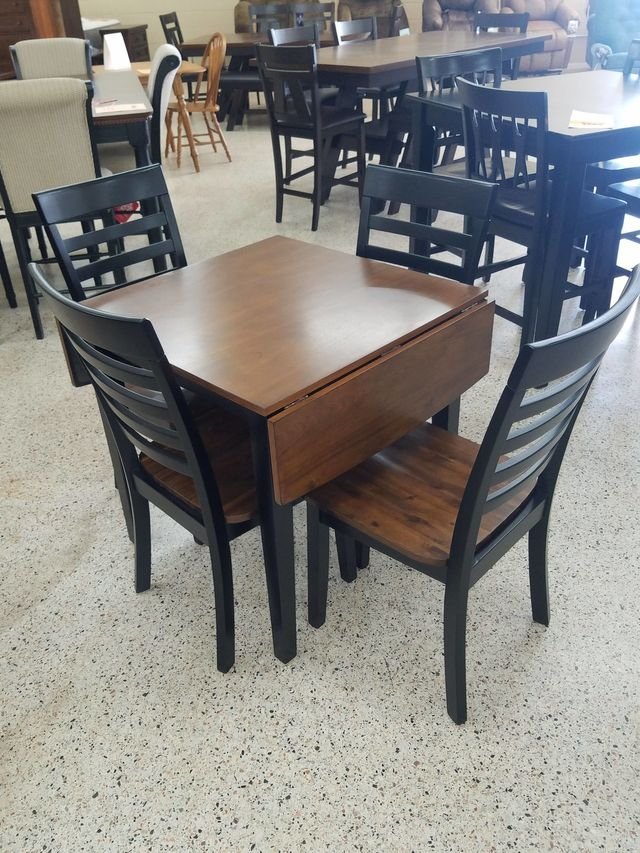 Dinning Table Settings Handcrafted Dining Room In Rural Hall NC