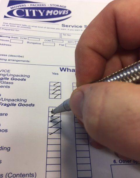 Free Removal Survey - book a survey