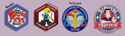 NGRS National Guild of Removers & Storers Accreditation City Moves Registered Removal Company