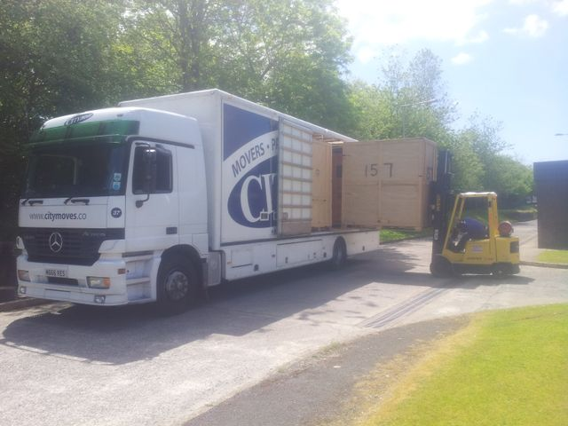 Business Storage - Commercial Storage - inddor storage facility - removals in the UK - removal company in United Kingdom