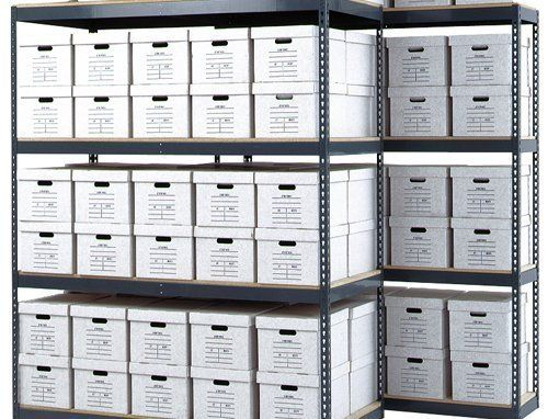Archive Storage - business storage - removals in the UK - removal company in United Kingdom