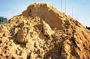 heap of mud