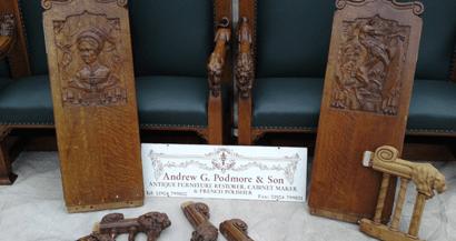 restored antique items