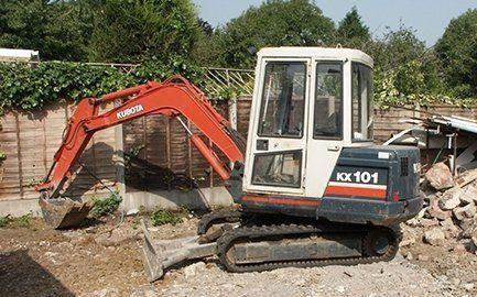 KX 101 machinery