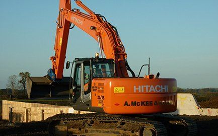HITACHI equipment
