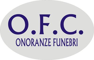 onoranze funebri o.f.c logo