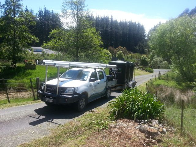 Drainlaying in Nelson