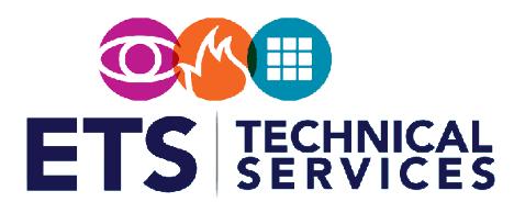 ETS Technical Services logo