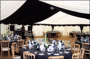 If you need a marquee in Sussex call 01903 501 445