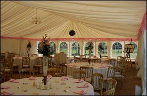 For wedding marquee hire in Sussex call 01903 501 445