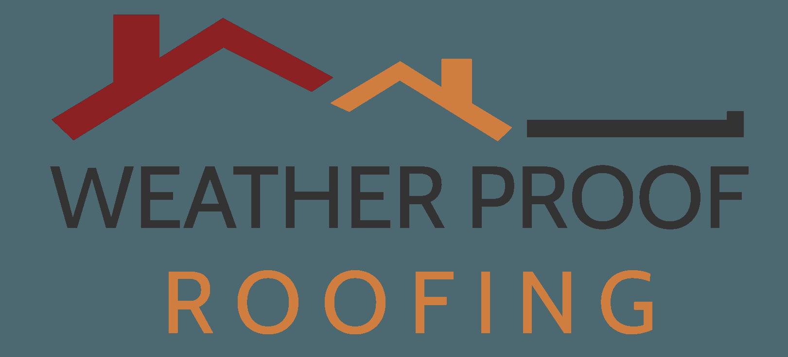 Weatherproof Roofing company logo