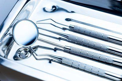 strumenti del dentista