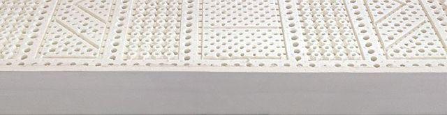 dettaglio interno materasso Taormina