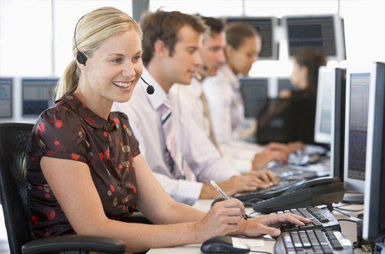 back office customer care team