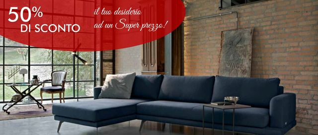 Divani Promozione.Divani In Offerta Fossalta Di Portogruaro Arredamenti Milan
