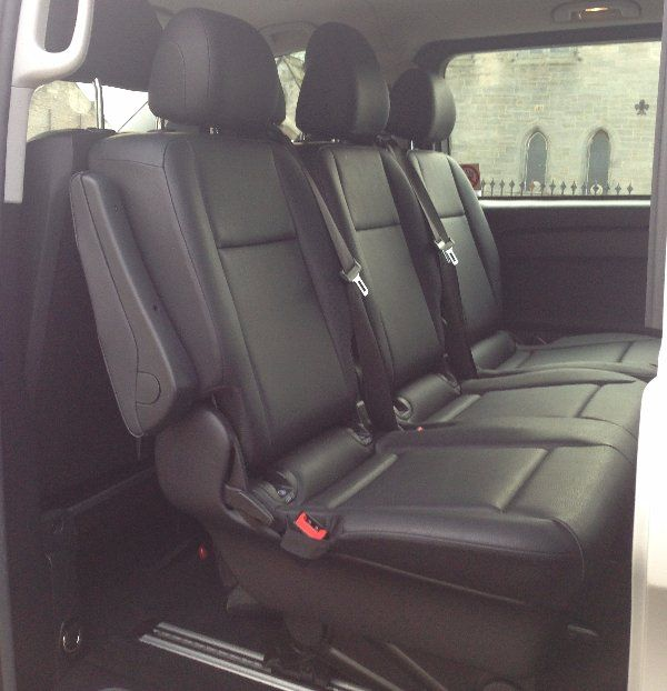 Quality executive cars for hire in Loanhead