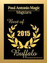 Best of 2014 Magician award