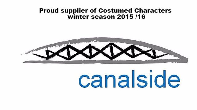 Proud supplier of Costumed Characters to Canalside 2015/2016
