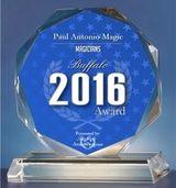 Paul Antonio Exclusive Award
