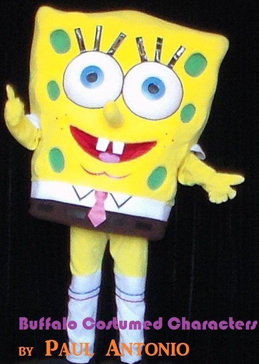 Sponge Guy