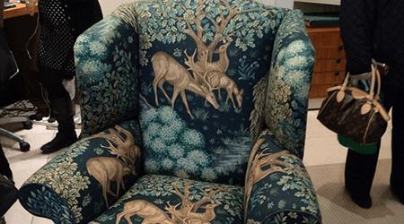 Expert upholsterers