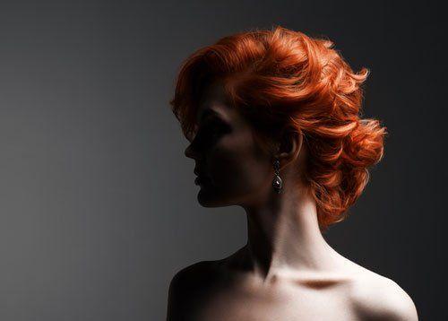 Assoluta coi capelli rossi, assoluta