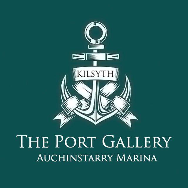 The Port Gallery logo