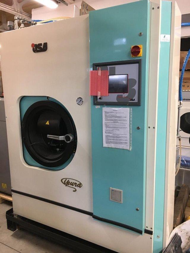 macchina per lavasecco ad idrocarburi