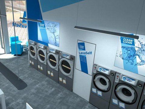 diverse lavatrici self service